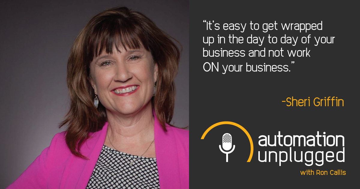 Watch Episode #41: An Industry Q&A with Sheri Griffin