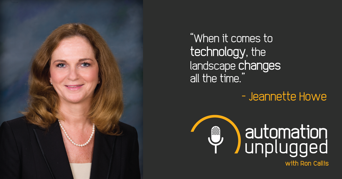 Watch Episode #45: An Industry Q&A with Jeannette Howe