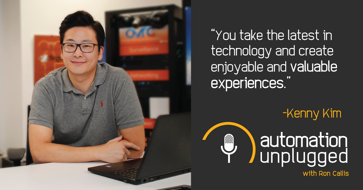 Watch Episode #46: An Industry Q&A with Kenny Kim