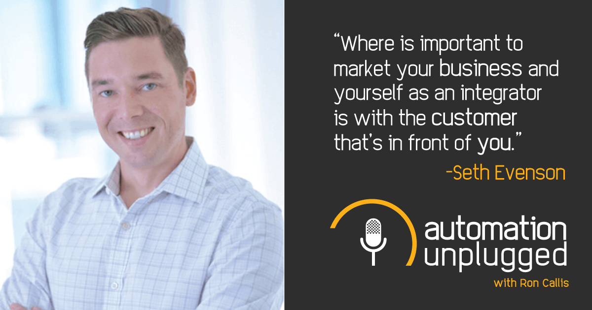 Watch Episode #48: An Industry Q&A with Seth Evenson