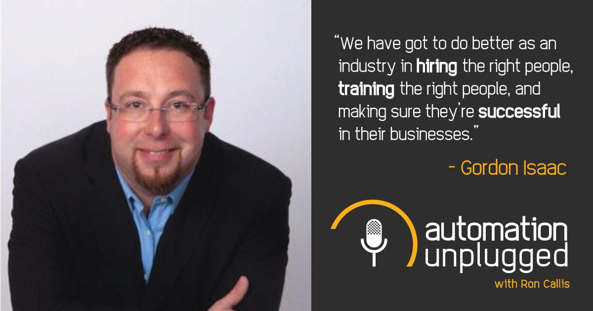 Watch Episode #10: an Industry Q&A Session with Gordon Isaac