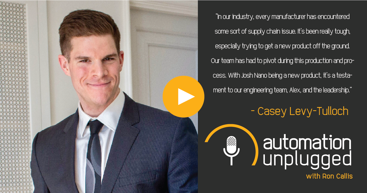 Home Automation Podcast Episode #188: An Industry Q&A With Casey Levy-Tulloch